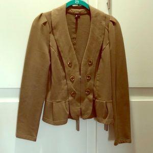 Fashion Crop Jacket